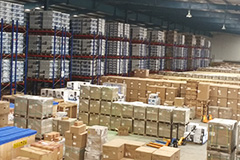 Warehousing And Distribution, Supply Chain Management In India at